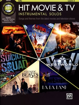 Hit Movie & TV Instrumental Solos for Strings Partition laflutedepan