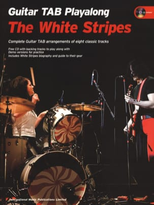 Guitar Tab Playalong White Stripes The Partition laflutedepan