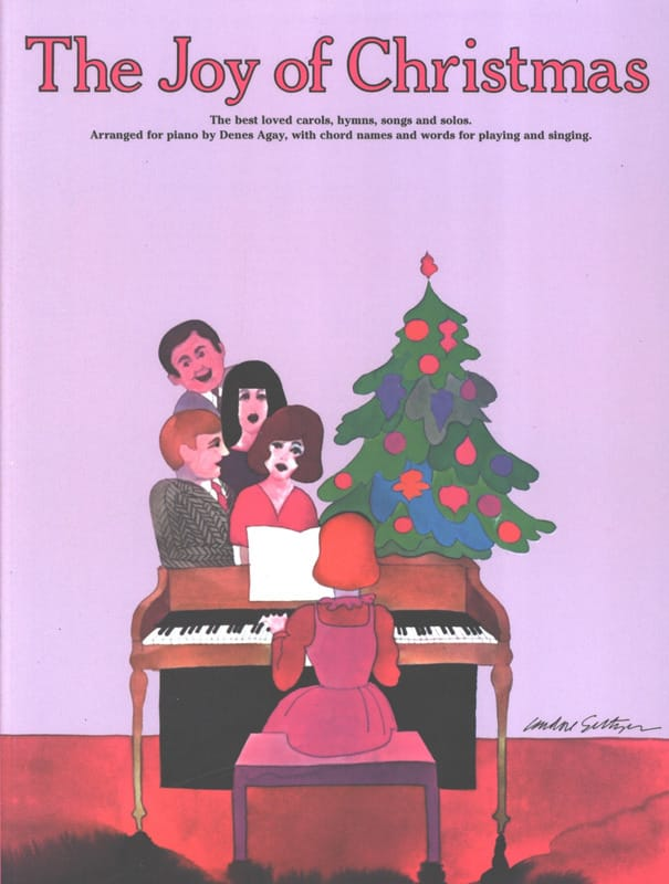 The Joy Of Christmas - Noël - Partition - laflutedepan.com