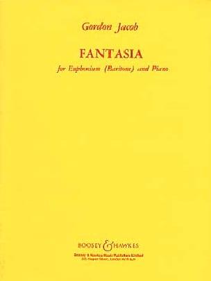 Fantasia - Gordon Jacob - Partition - Tuba - laflutedepan.com