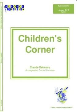 Children's Corner DEBUSSY Partition laflutedepan