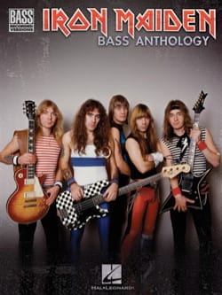 Iron Maiden Bass Anthology Iron Maiden Partition laflutedepan