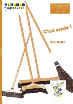 C' Est Crado ! Scène de Balais... Paul Collin Partition laflutedepan