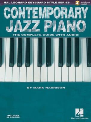 Contemporary Jazz Piano Mark Harrison Partition Piano - laflutedepan