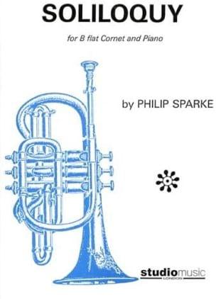 Soliloquy Philip Sparke Partition Trompette - laflutedepan