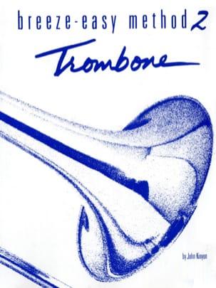 Breeze-Easy Method 2 John Kinyon Partition Trombone - laflutedepan
