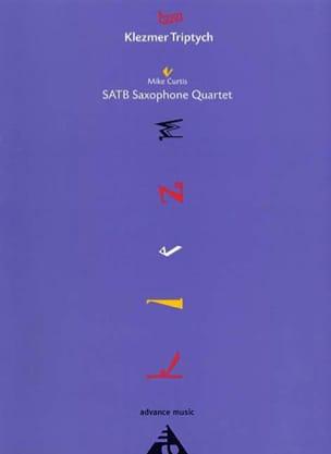 Klezmer Triptych Mike Curtis Partition Saxophone - laflutedepan