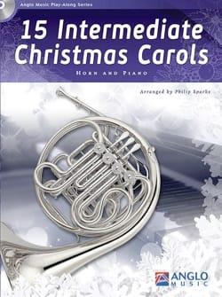 15 Intermediate Christmas Carols - Noël - Partition - laflutedepan.com