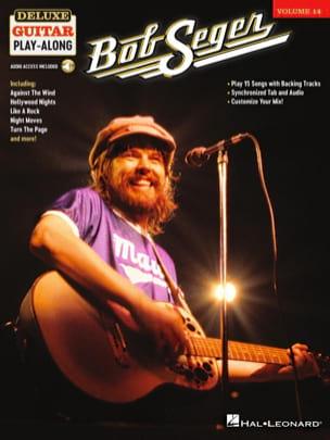 Deluxe Guitar Play-Along Volume 14 - Bob Seger - laflutedepan.com