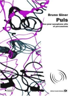Puls - Bruno Giner - Partition - Multi Percussions - laflutedepan.com