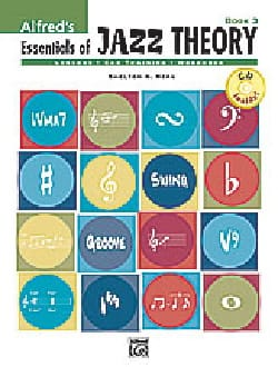 Essentials of jazz theory volume 3 Shelton G. Berg laflutedepan