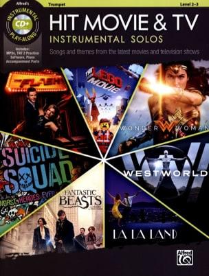 Hit Movie & TV Instrumental Solos Partition Trompette - laflutedepan