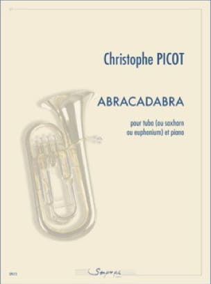 Abracadabra - Christophe Picot - Partition - Tuba - laflutedepan.com
