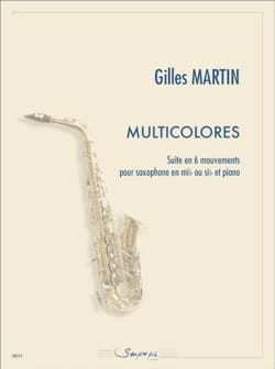 Gilles Martin - multicolored - Partition - di-arezzo.com