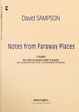 Notes From Faraway Places David Sampson Partition laflutedepan