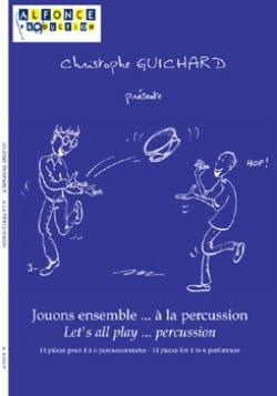 Jouons Ensemble... A la Percussion - 14 Pièces laflutedepan