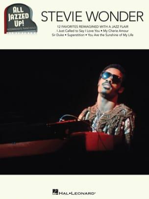 Stevie Wonder - All Jazzed Up! Stevie Wonder Partition laflutedepan