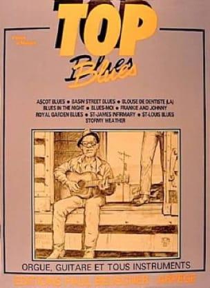 Top Blues - Partition - Chanson française - laflutedepan.com