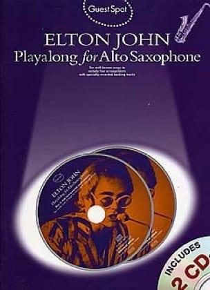 Guest Spot - Elton John Playalong For Alto Saxophone - laflutedepan.com