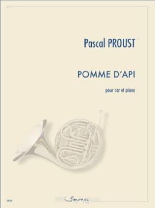 Pomme d'api - Pascal Proust - Partition - Cor - laflutedepan.com