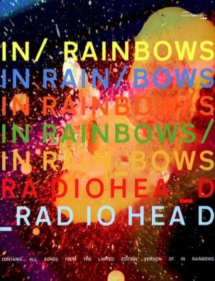 In Rainbows - Radiohead - Partition - Pop / Rock - laflutedepan.com