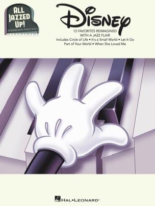 Disney - All Jazzed Up! DISNEY Partition laflutedepan