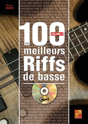 Les 100 meilleurs riffs de basse - Volume 2 Bruno Tauzin laflutedepan