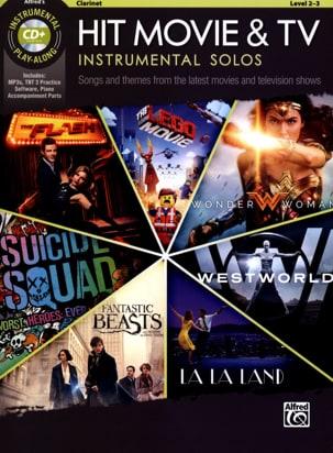 Hit Movie & TV Instrumental Solos Partition laflutedepan