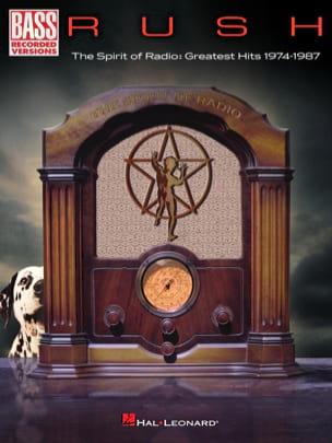 The Spirit of Radio: Greatest Hits 1974-1987 Rush laflutedepan
