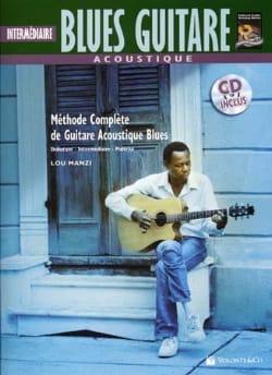 Blues Guitare Acoustique - Intermédiaire Version Française laflutedepan