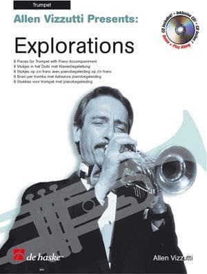 Explorations - Allen Vizzutti - Partition - laflutedepan.com