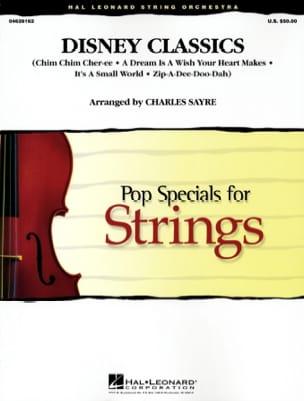 Disney Classics - Pop Specials For Strings DISNEY laflutedepan