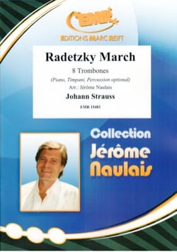 Radetzky March - Johann Strauss - Partition - laflutedepan.com