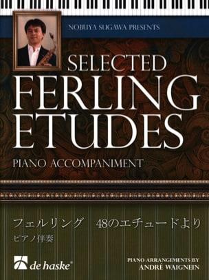 Selected Ferling études - Franz Wilhelm Ferling - laflutedepan.com