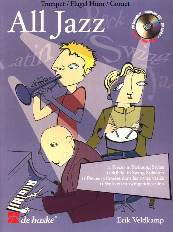All Jazz - Erik Veldkamp - Partition - Trompette - laflutedepan.com