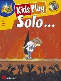 Kids Play Solo Partition Cor - laflutedepan