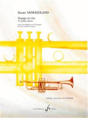 Voyage en trio - 11 Petites pièces - laflutedepan.com