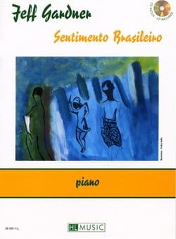 Sentimento Brasileiro - Jeff Gardner - Partition - laflutedepan.com