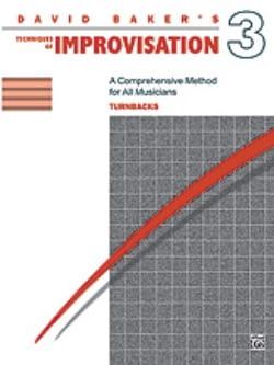 Technique Of Improvisation Volume 3 - Turnbacks laflutedepan