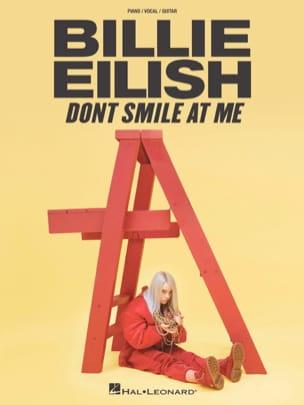 Billie Eilish - Lächle mich nicht an - Partition - di-arezzo.de