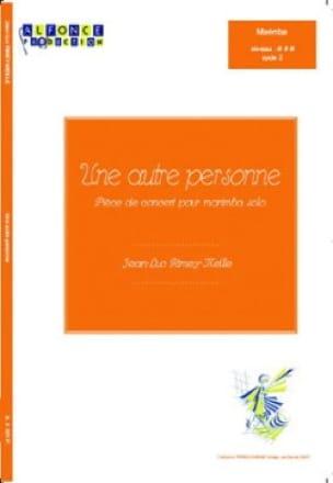 Une Autre Personne - Jean-Luc Rimey-Meille - laflutedepan.com
