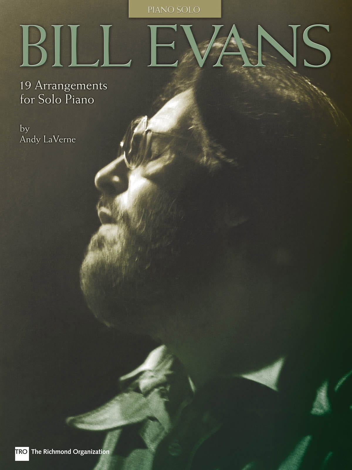 19 Arrangements For Solo Piano - Bill Evans - laflutedepan.com