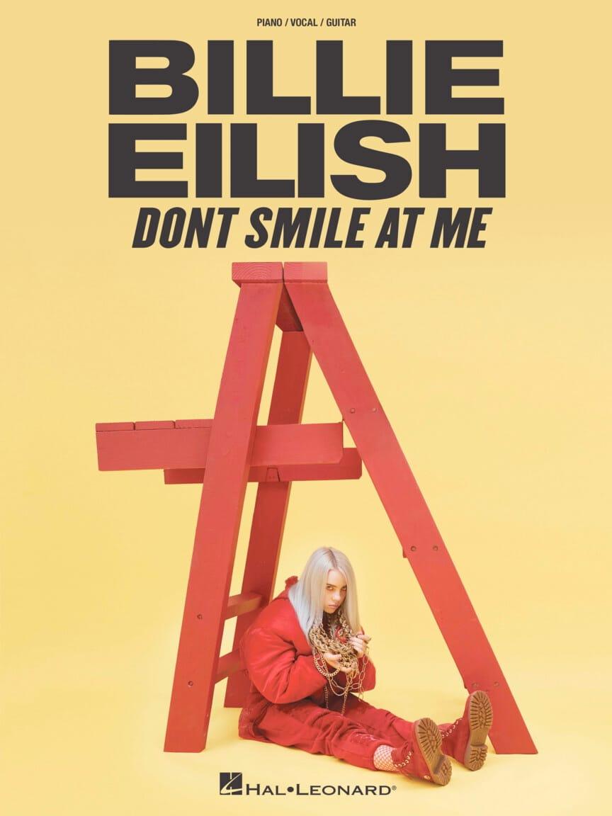 Don't Smile At Me - Billie Eilish - Partition - laflutedepan.com