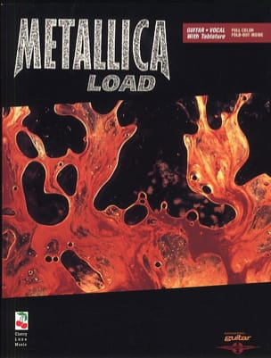 Metallica - Load Metallica Partition Pop / Rock - laflutedepan