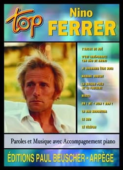 Top Nino Ferrer Nino Ferrer Partition Chanson française - laflutedepan