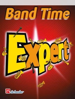 Band Time Expert - Hautbois Jacob De Haan Partition laflutedepan