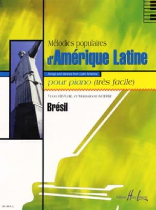 Mélodies Populaires D' Amérique Latine - Brésil - laflutedepan.com