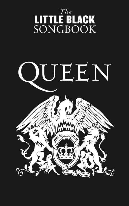 The Little Black Songbook - Queen - Partition - laflutedepan.com