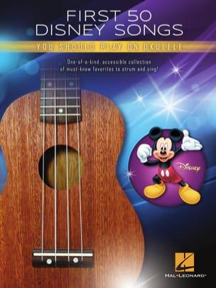 First 50 Disney Songs You Should Play on Ukulele DISNEY laflutedepan