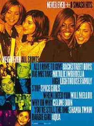 Never Ever + 8 Smash Hits - Partition - laflutedepan.com
